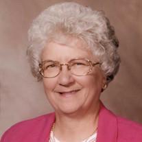 Shirley  M. Burns