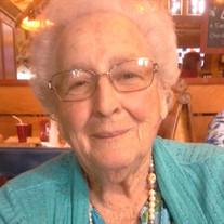 Mrs. Joyce Ethel Ewart