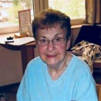 Mrs. Madeleine Livingston-Marsden
