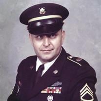 SFC U.S. Army (Ret.) Wayne A. Jones I