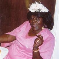 Mrs Dorothy Helen Flintroy