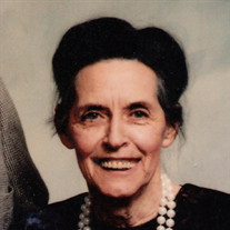 Mary Jane Bergsma