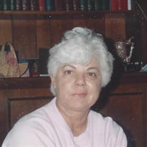 Mrs. Betty Jean Mattaline