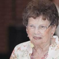 Margaret Jenene Gunne Martin