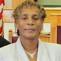 Mrs. Gladys Drake- Elliott