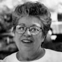 Margaret  Frances Jackson