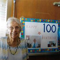 Mrs. Ruth Naomi Gawley age 100, of Keystone Heights