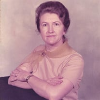 Mrs. Nellie Midge Walls