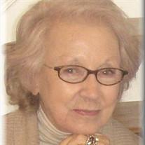 Mrs. Margaret Ann Sherman