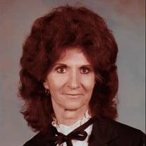 Bobbie Nell Copeland Hamm