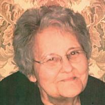 Mrs. Bessie Ruth Hill