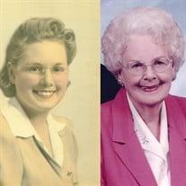 """Rebecca """"Betty"""" M. Denson"""