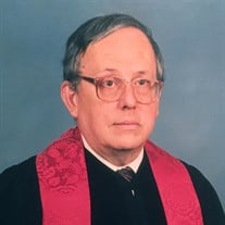 Rev. James Boyd Chewning