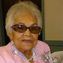 Juanita Aguilar Madrigal