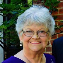 "Mrs Judith Ann ""Judy"" Saxman"