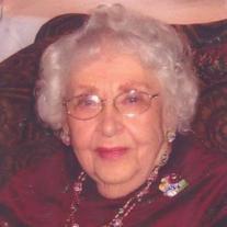 Mary Ruth Tolbert