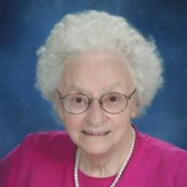 Mildred M. Leslie