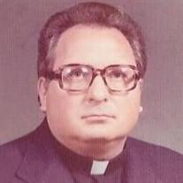 Fr. Edward Benitez Enrich
