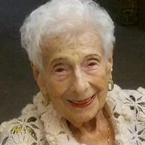 Mrs. Rosalind G. Itzkow