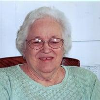 Mrs. Rubye Evelyn Padgett Howard Sheffield