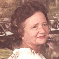 Mrs.  Bobbie  Jeanette Clark  Metts