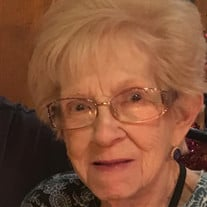 Margie Jane Mumper