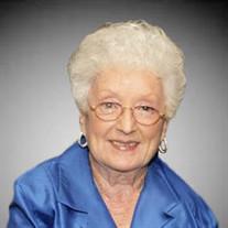 Betty Lou Webb Bjork