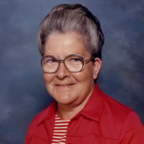 Mrs. Jannie Lue Vaughn George