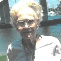 Doris E. Blackwood