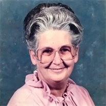 MRS. MARY CAROLYN FERGUSON WILLIAMSON