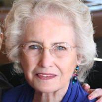 Carolyn Jean Clark Petty Strong