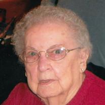 Frances Pauline Oliver