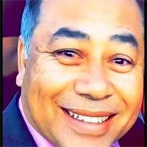 Pastor Oscar Enrique Molina Bardales