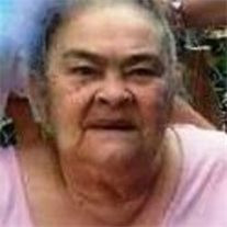 Christina Maria Ortiz Otero