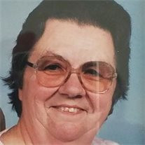 Gladys M. Goodhart