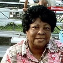 Mrs. Willie Mae Siler Trusty