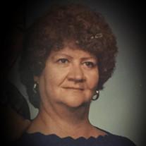 Patsy Ann Cox Whittaker