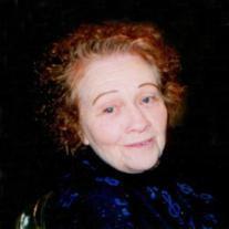 "Marjorie ""Peggy"" Lila Gerou"