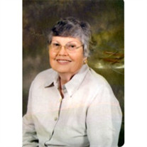 Mrs. Vera Mae Ashmore