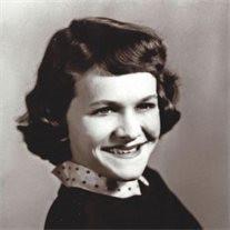 Shirley Mae Toppins