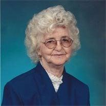 Clara Irene  Mitchell