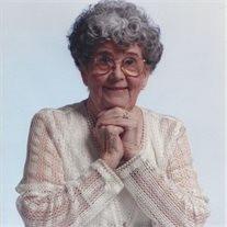 Eva Gertrude Trask
