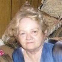 Christine Gillam Benton