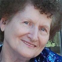 Shirley Cecila McAlister