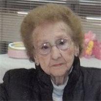 Mildred Elzora Risher