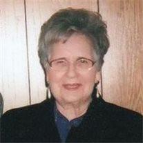 Mrs. Zelma Alice Carr