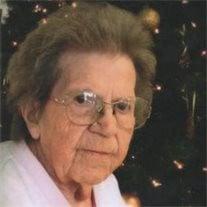 Mrs. Leola Ann Hixson