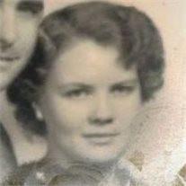 """Mrs. Kathryn """"Marlene"""" Blankenship"""