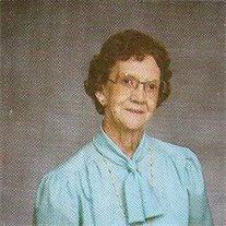 Freda E. (Saylor) Lutz
