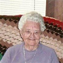 Evelyn M. (Warner) Livingston